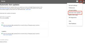 Tính Năng Tự Động Cập Nhật Mặt Hàng Trên Google Shopping 4